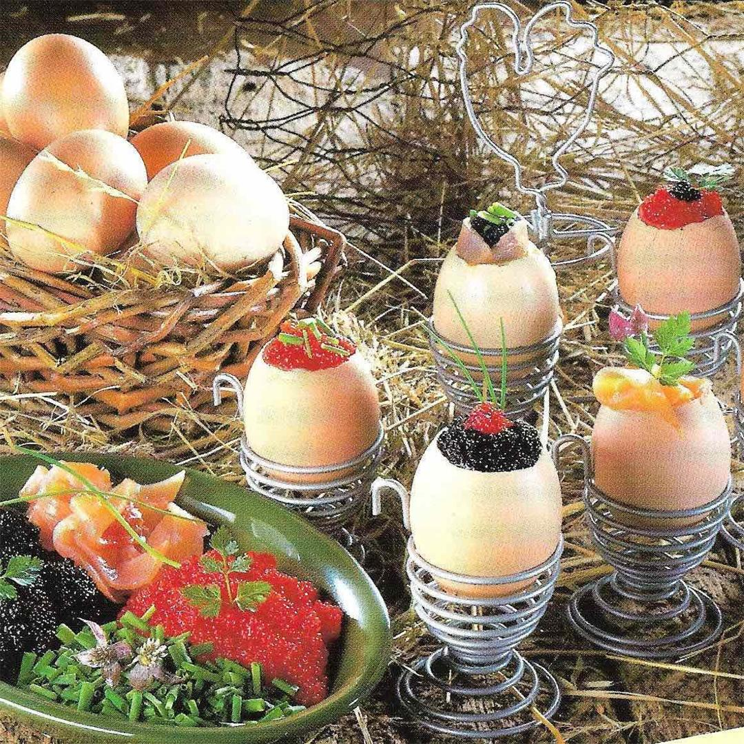 Fantasy eggs