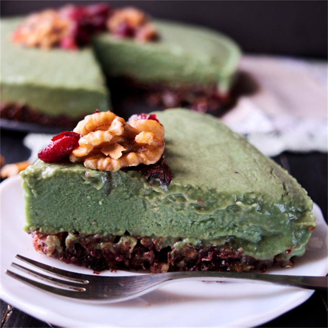 Avocado cake – Avocado recipes – Vegan cake
