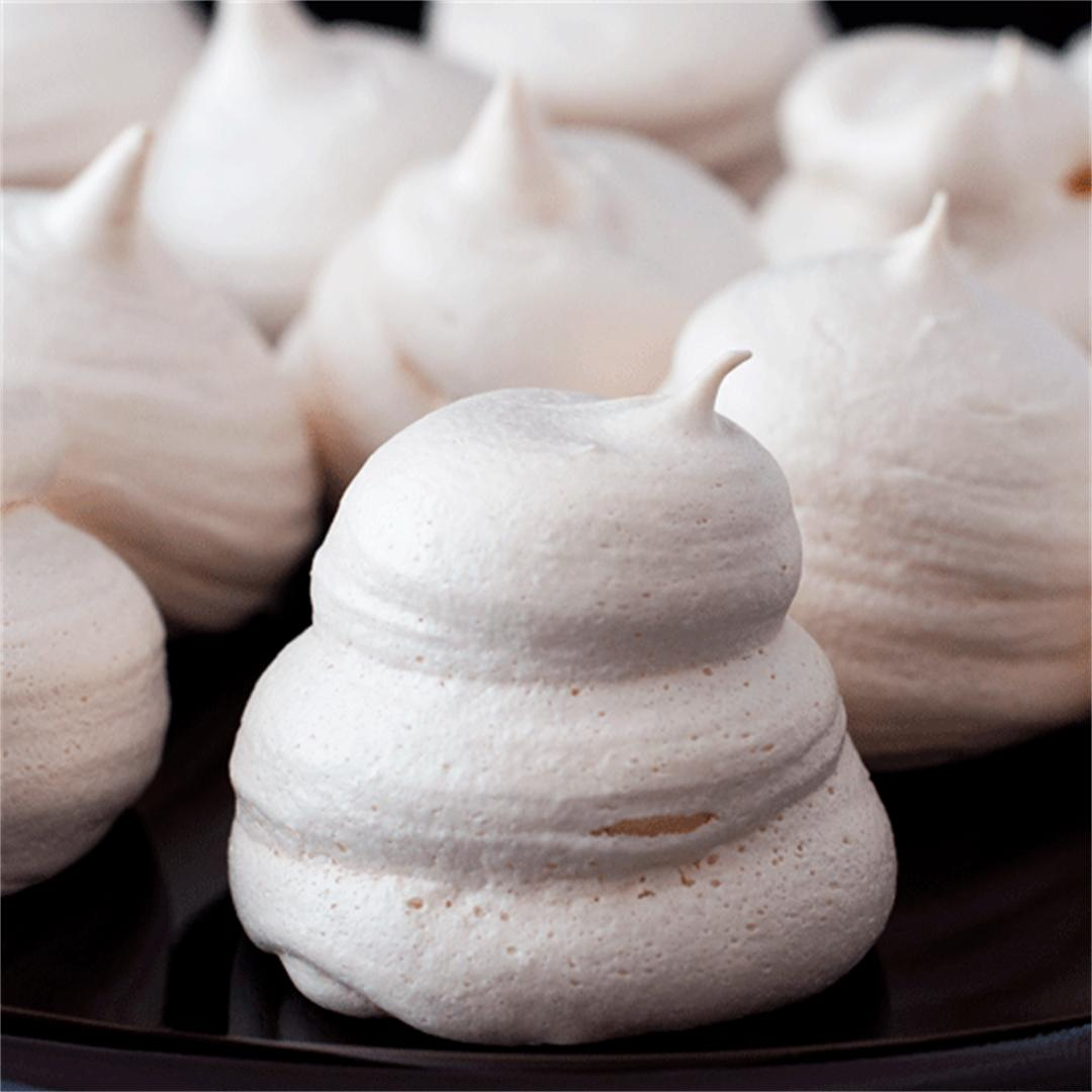 Mini Meringue Recipe