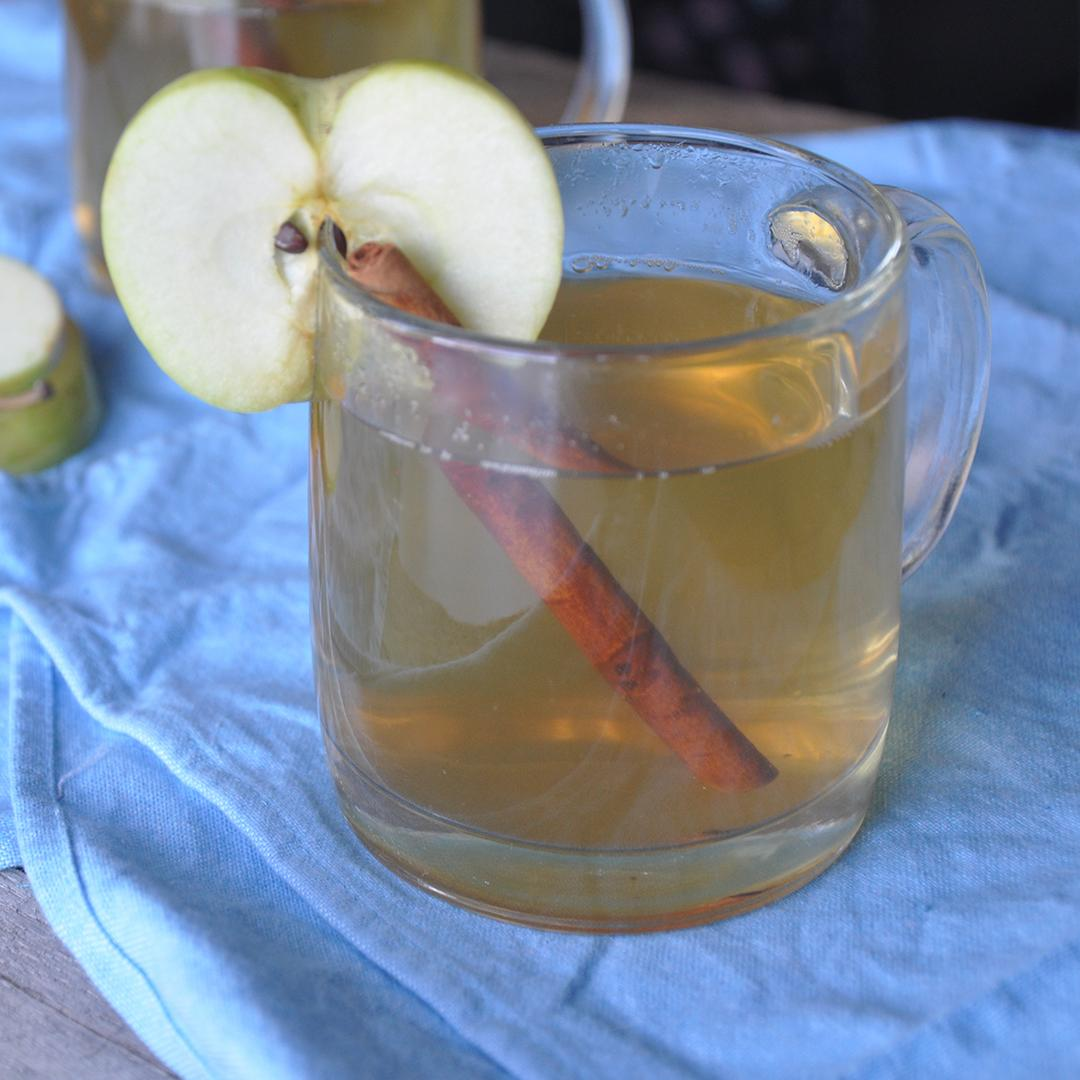 Apple Ginger Hot Toddy
