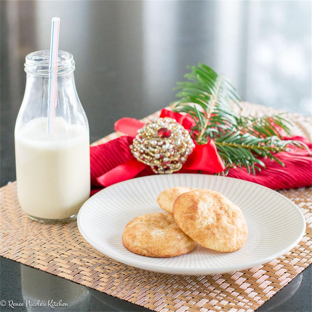 Ann's Snickerdoodle Recipe
