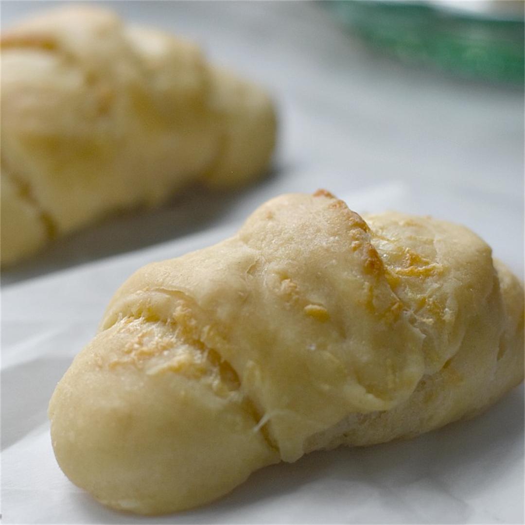 Parmesan Crescent Rolls