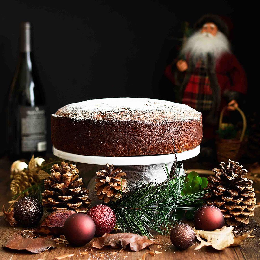 Christmas Fruit Cake/Kerala Plum Cake