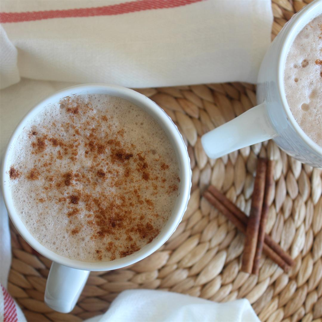Healthy Hot Chocolate - Dairy Free