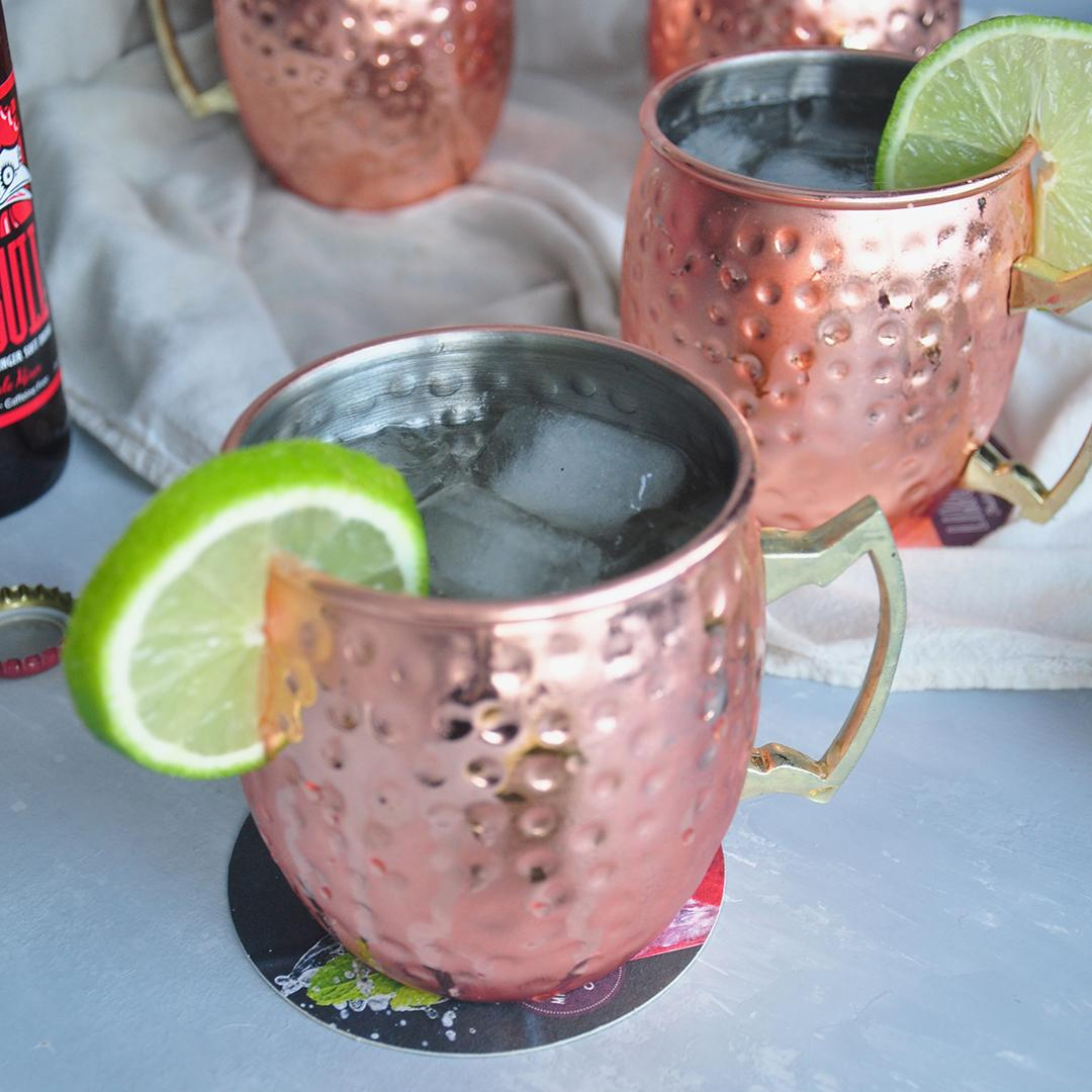 A Real and The Best Moscow Mule Recipe