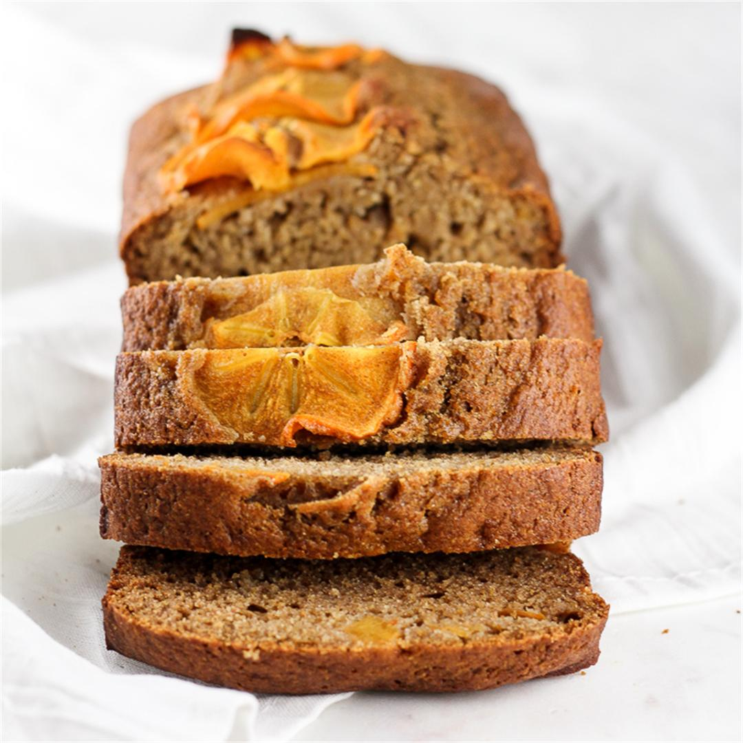 Easy Persimmon Bread Recipe