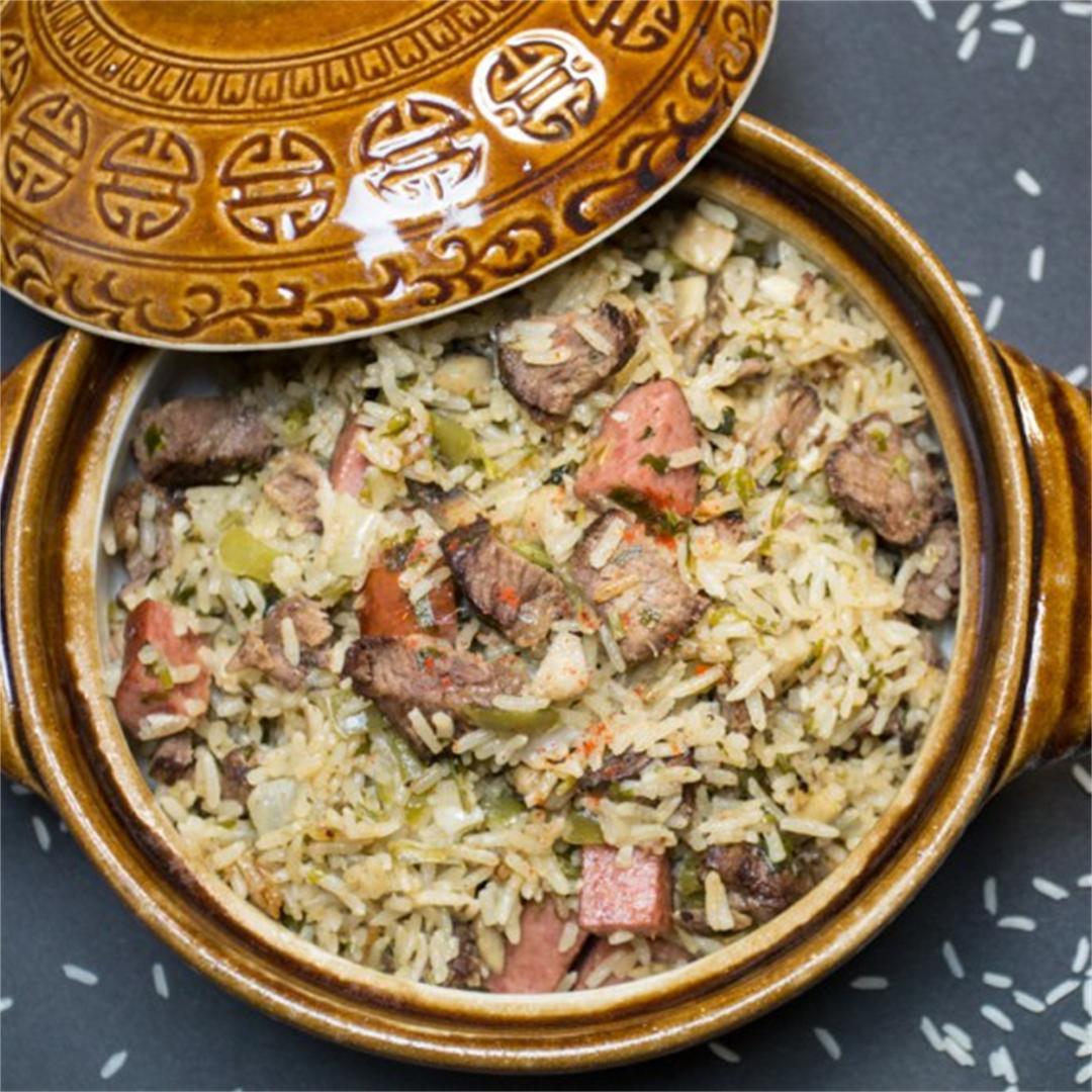 Opelousas - One Pot Meal