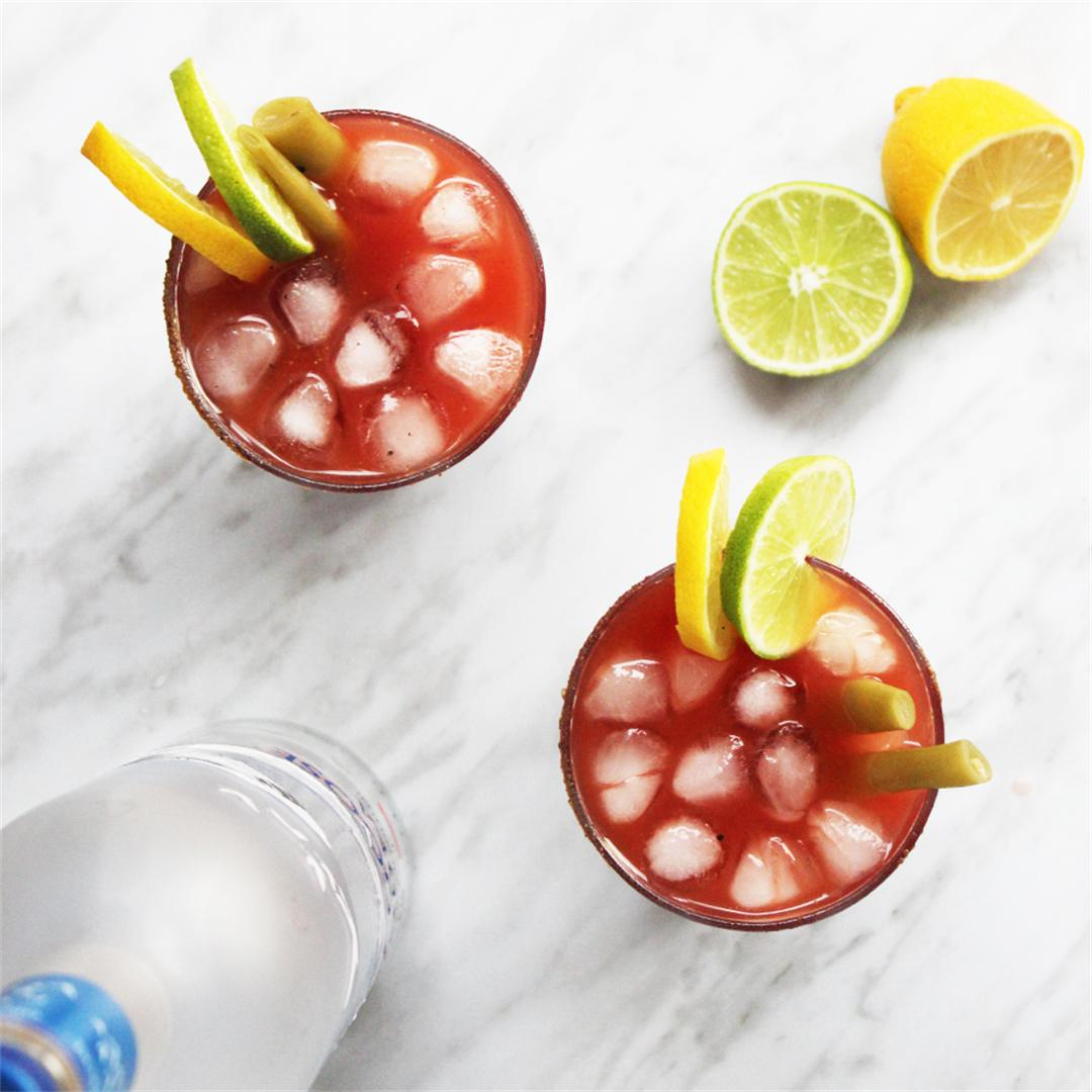 Caesar Drink – A Canadian Brunch Cocktail