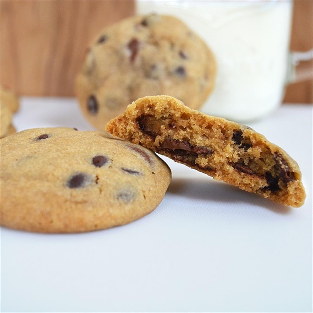 Mrs Fields Chocolate Chip Cookies