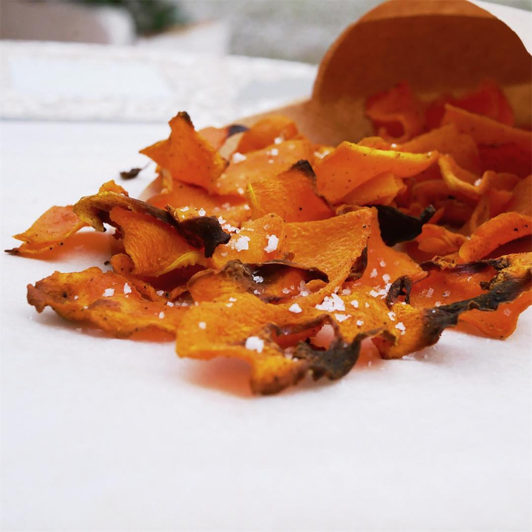 Vegetable Crisps - Butternut Squash