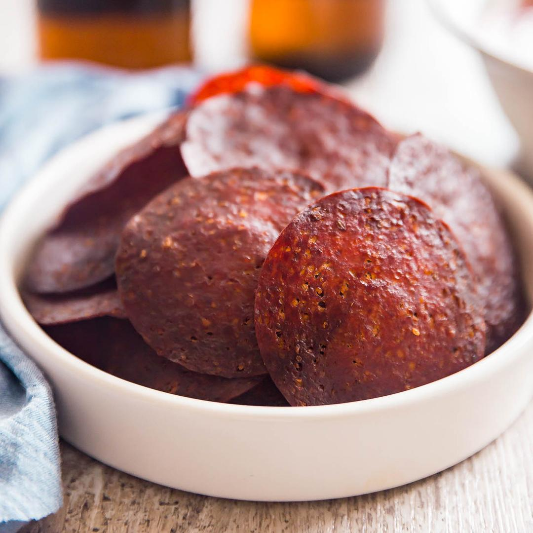 Pepperoni Chips Recipe