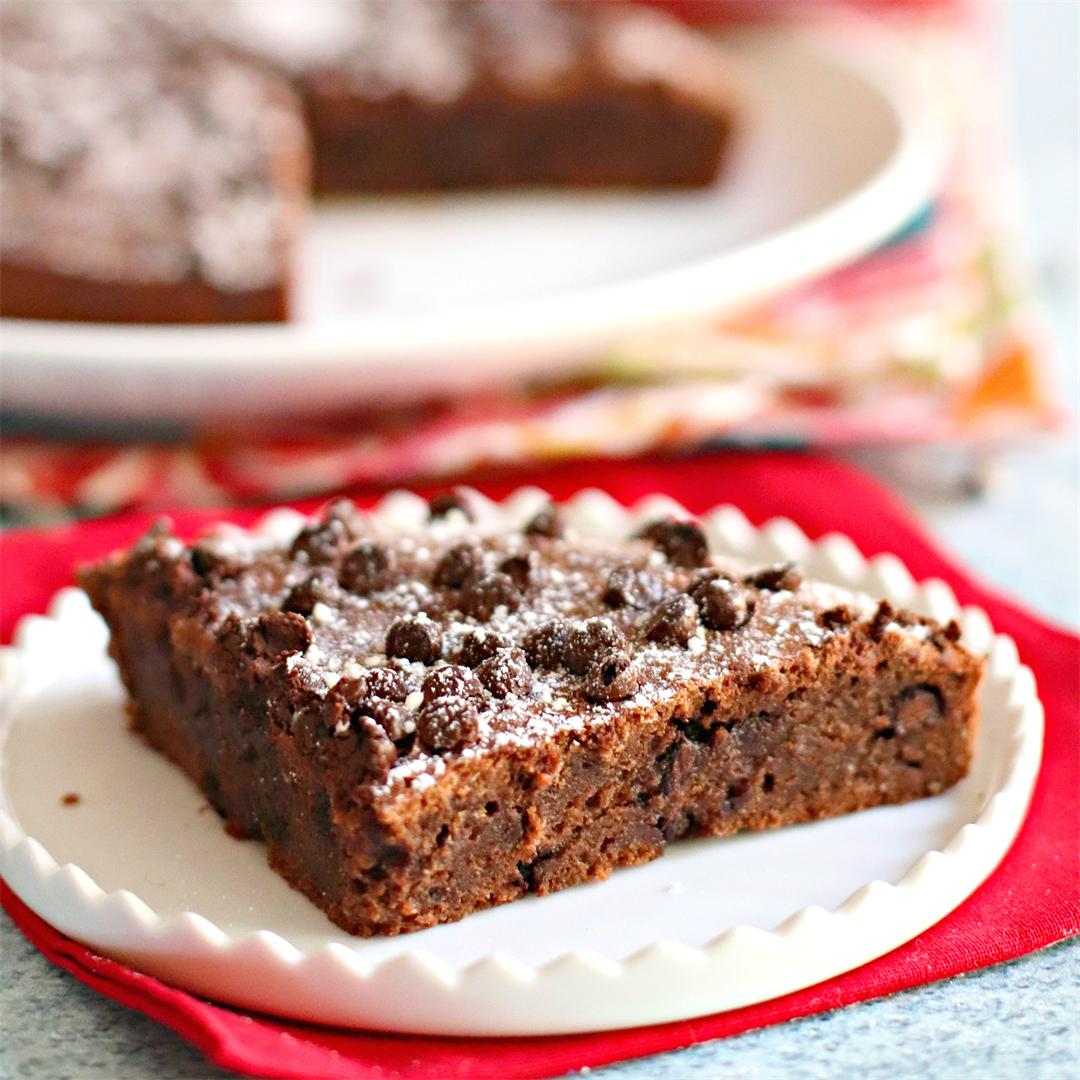 Small Batch Brownies (Air Fryer)