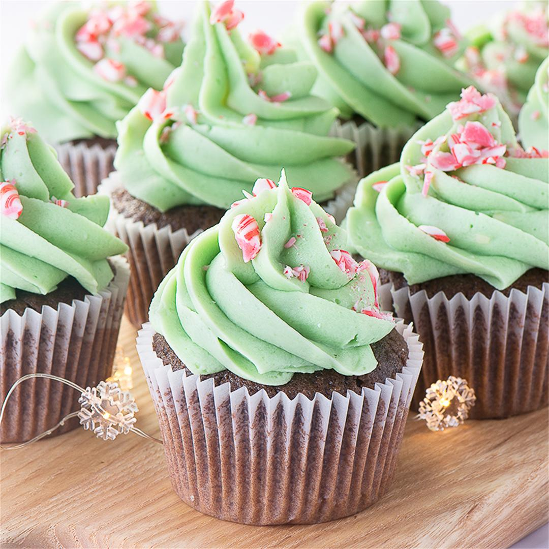 Peppermint Buttercream