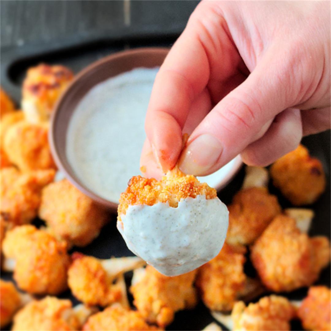 Buffalo cauliflower – Cauliflower recipes