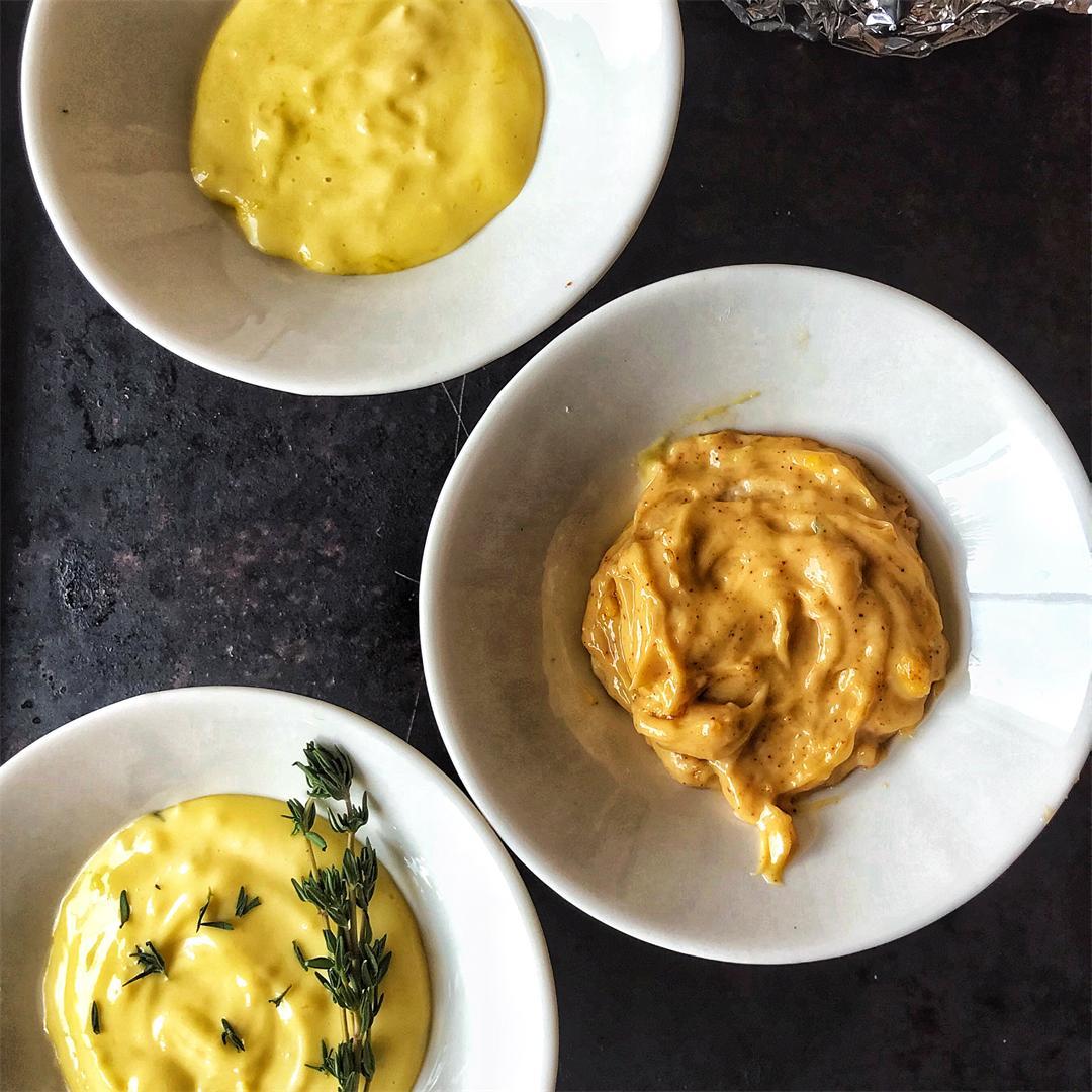 How to Make Homemade Aioli