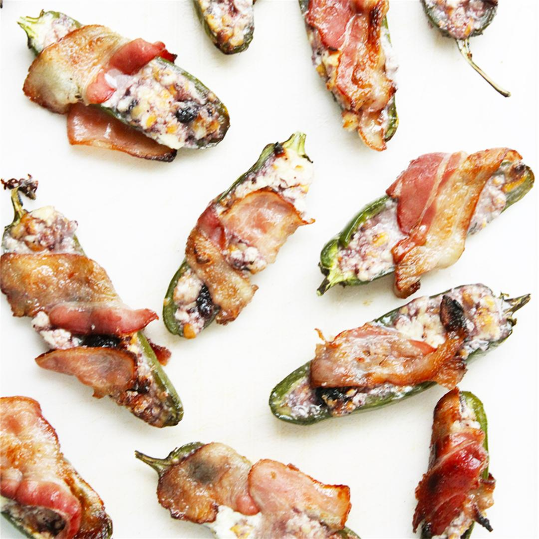 Sweet Jalapeno Poppers
