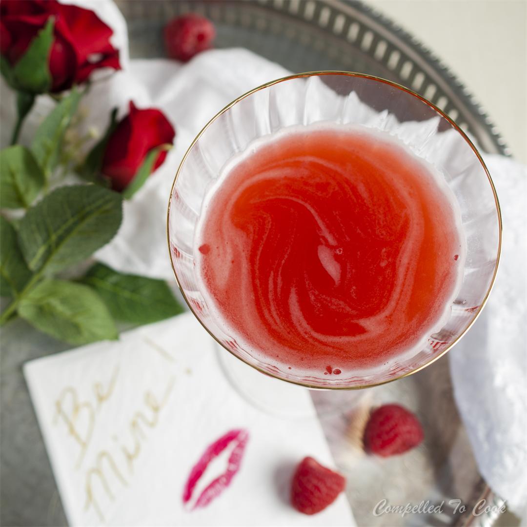 Raspberry Rum Punch