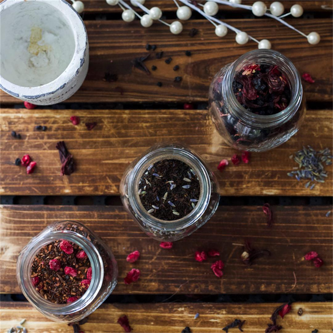 Tea Blends ~ Easy DIY Gifts for Everyone!