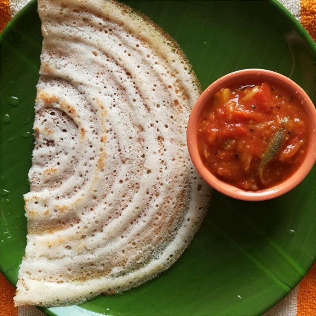 Tomato Brinjal Chutney - Famous Indian Recipes