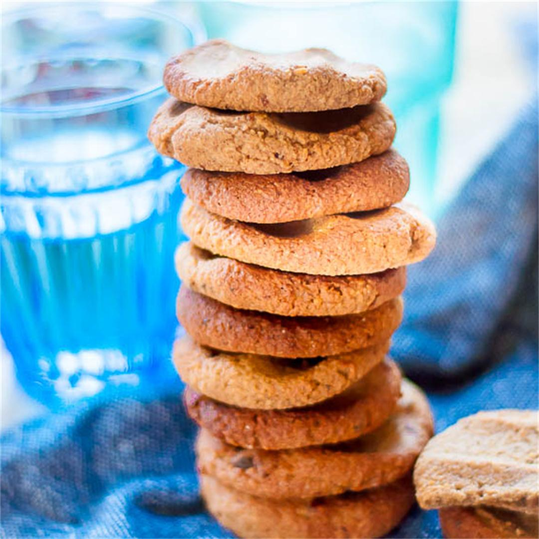 Sugar Free Ginger Biscuits