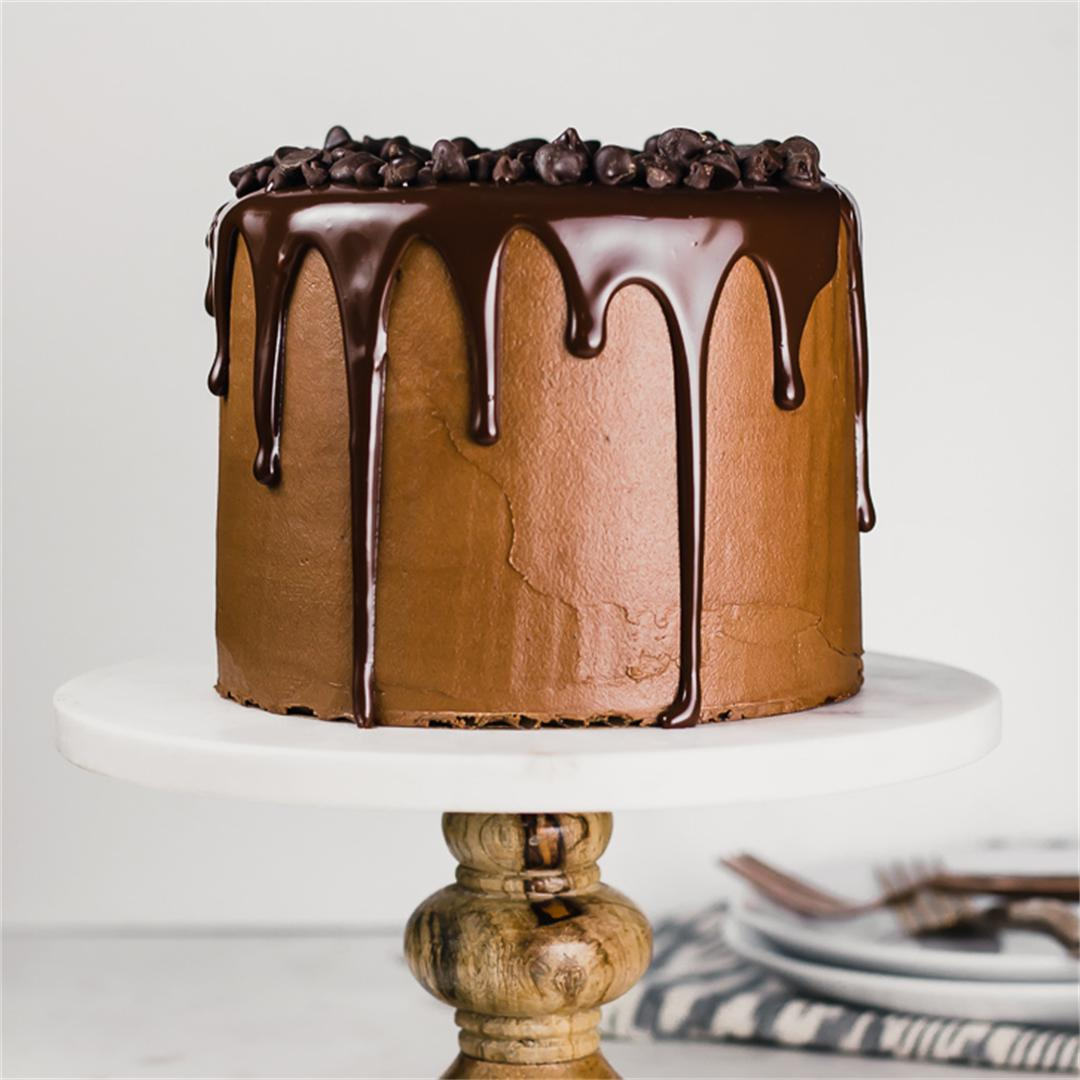 Ultimate Gluten-Free Chocolate Cake