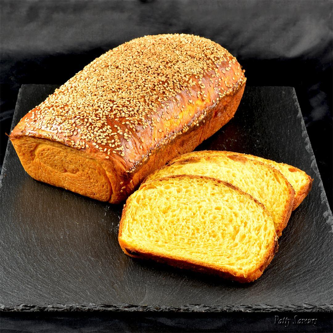 Buttermilk Sweet Potato Bread