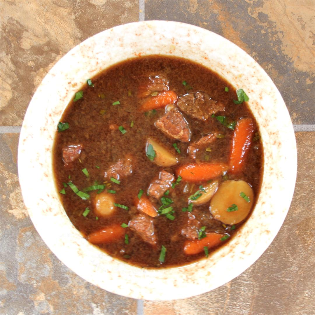 Make-Ahead Irish Guinness Stew