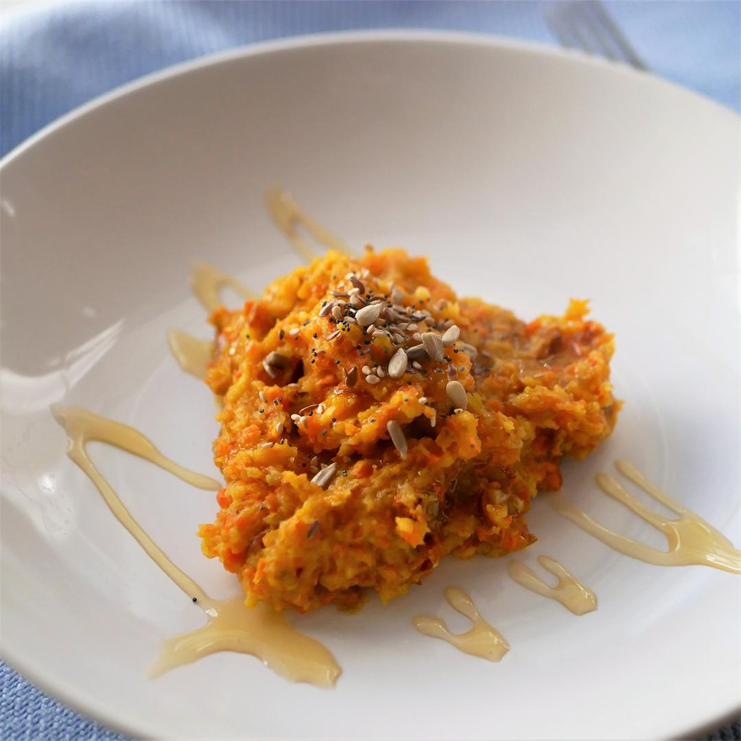 Carrot & Potato Mash