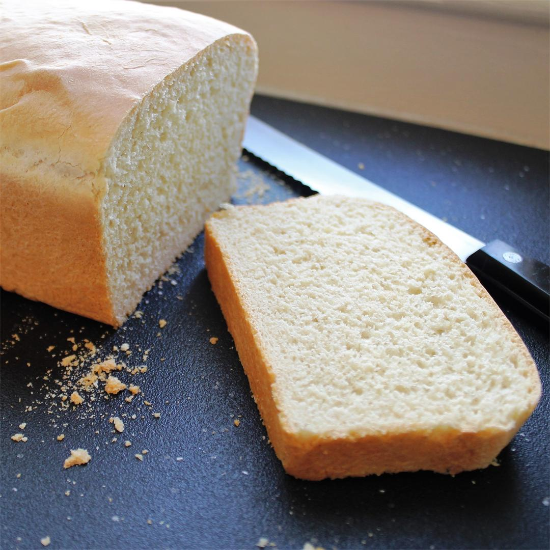 Red-and-Yellow White Bread, makes a great sandwich!