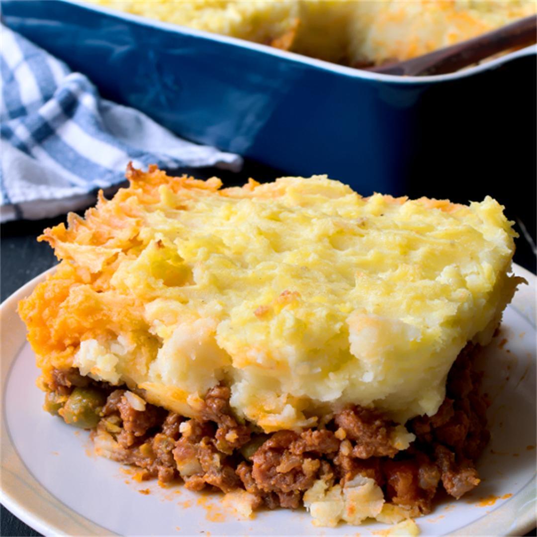 Shepherd's Pie – Meat Pie – Easy Dinner Recipes