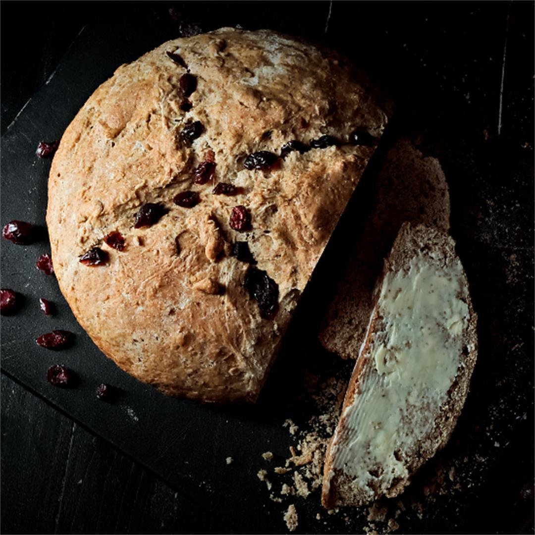 Irish Soda Bread – Irish Food – Bread Recipes