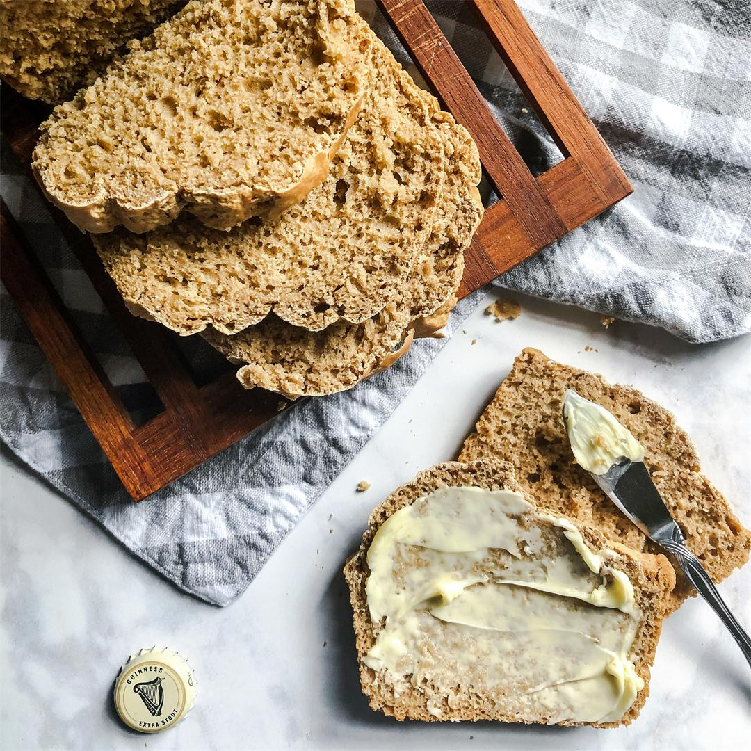 Guinness Extra Stout Beer Bread