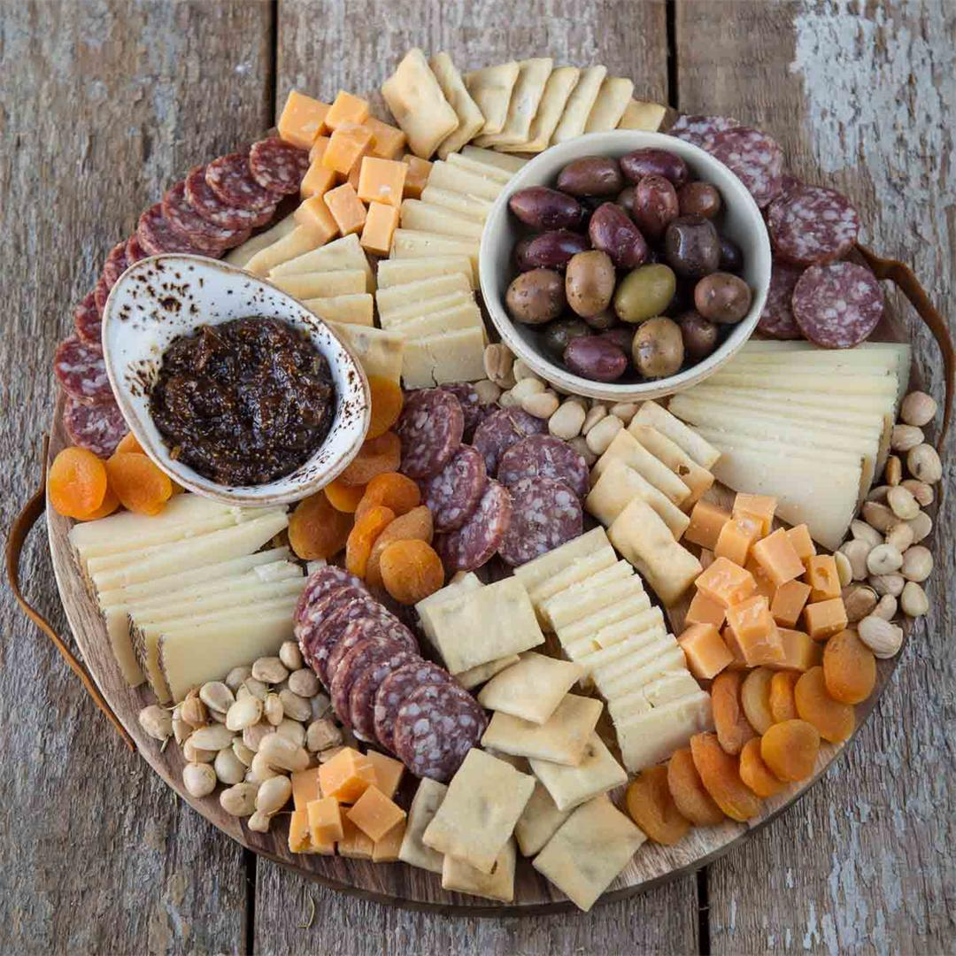 Cheese Board How-To