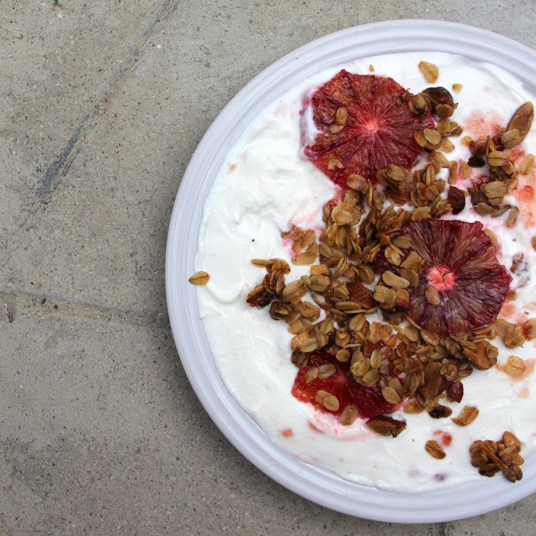 America's Test Kitchen's Clumpalicious Almond Granola