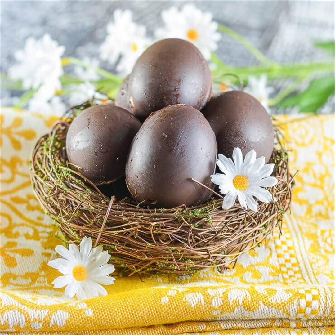 Copycat Cadbury Creme Eggs