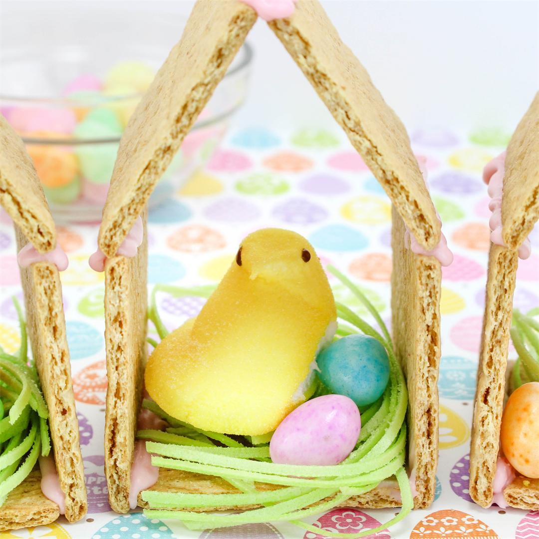 Peeps Chicks House