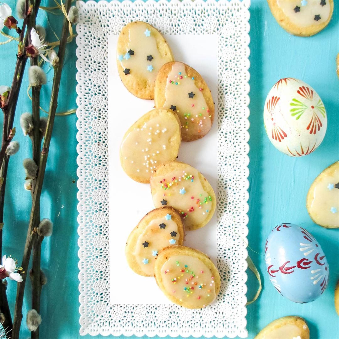 Easter Lemon Cookies