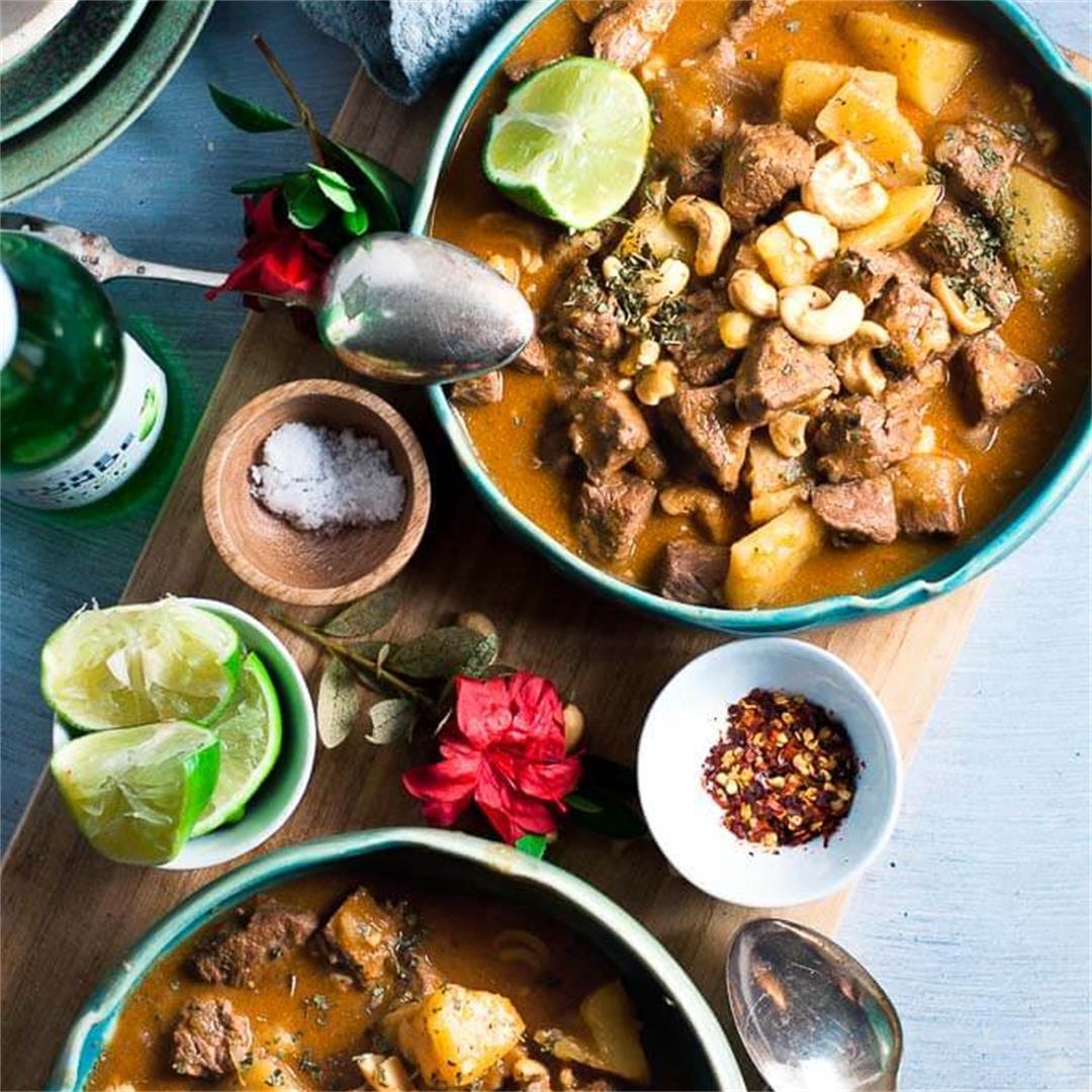 Pressure Cooker Massman Curry