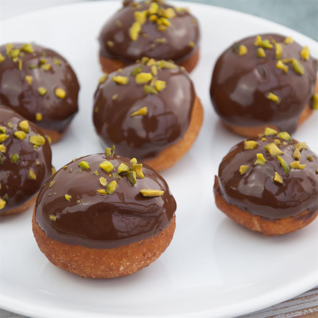 Vegan Donut Holes