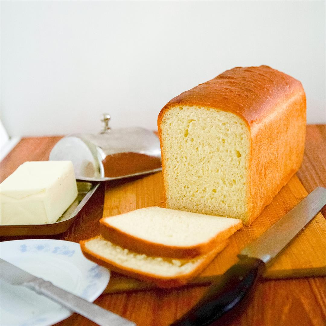 Best White Sandwich Bread Recipe