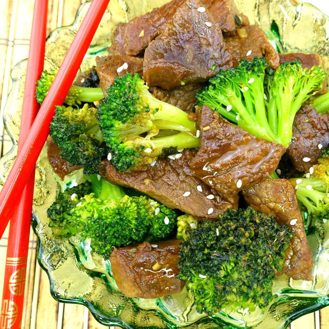 Easy Paleo Beef and Broccoli