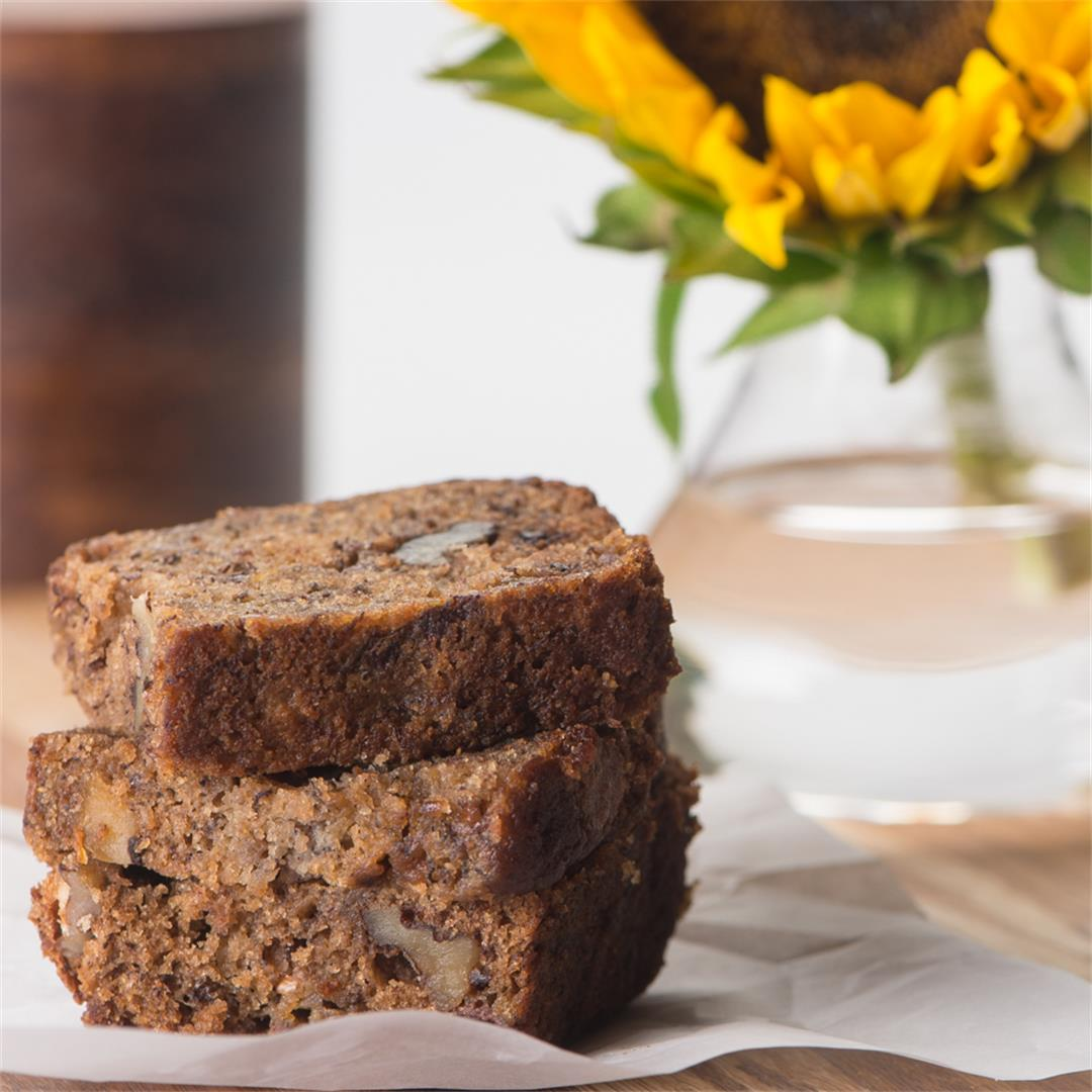 King Arthur Flour's 2018 Recipe of the Year: Banana Bread!