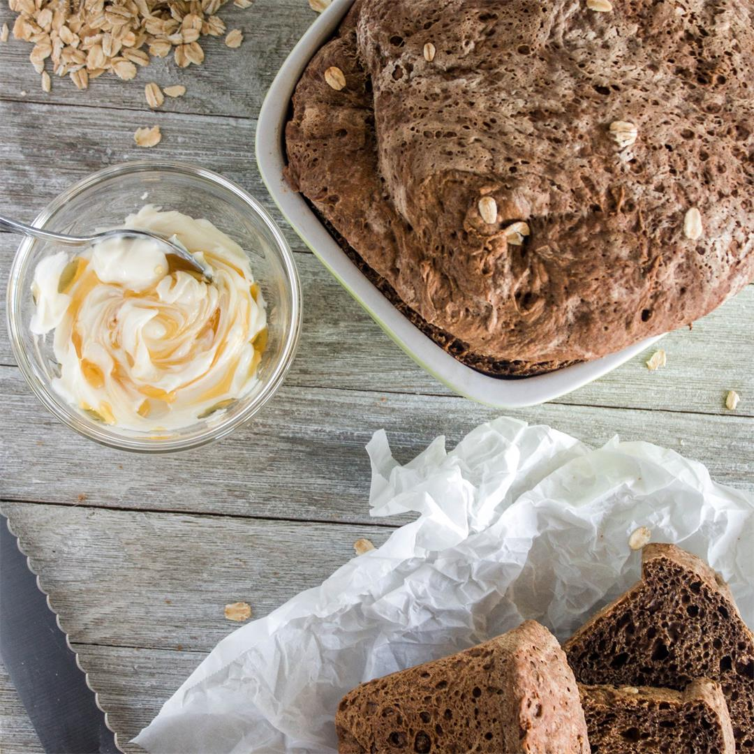 Outback Steakhouse Brown Bread