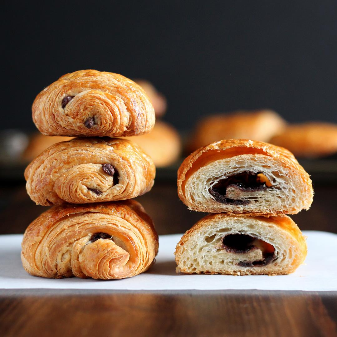 How to make Chocolate Croissant