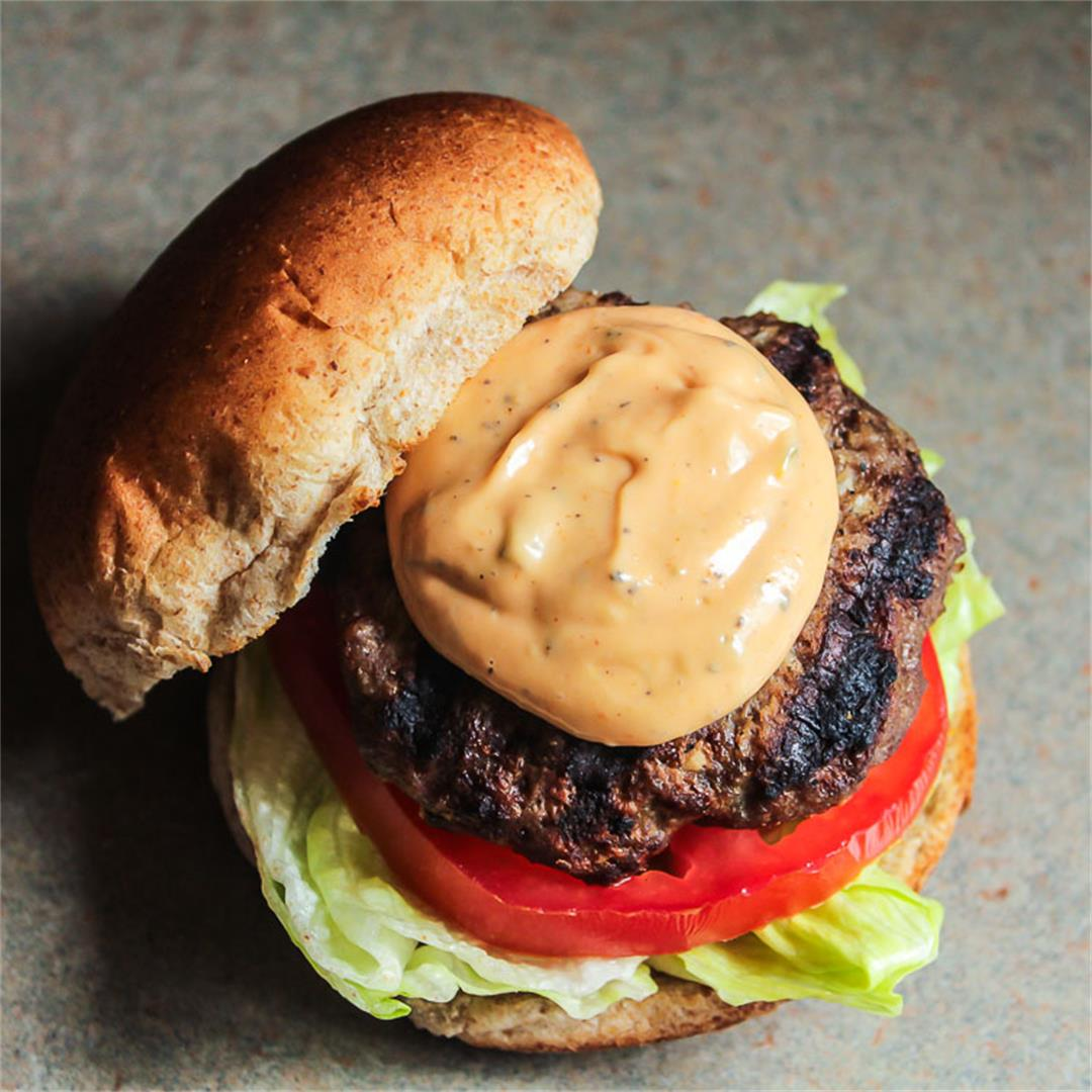 Spicy Burger Sauce