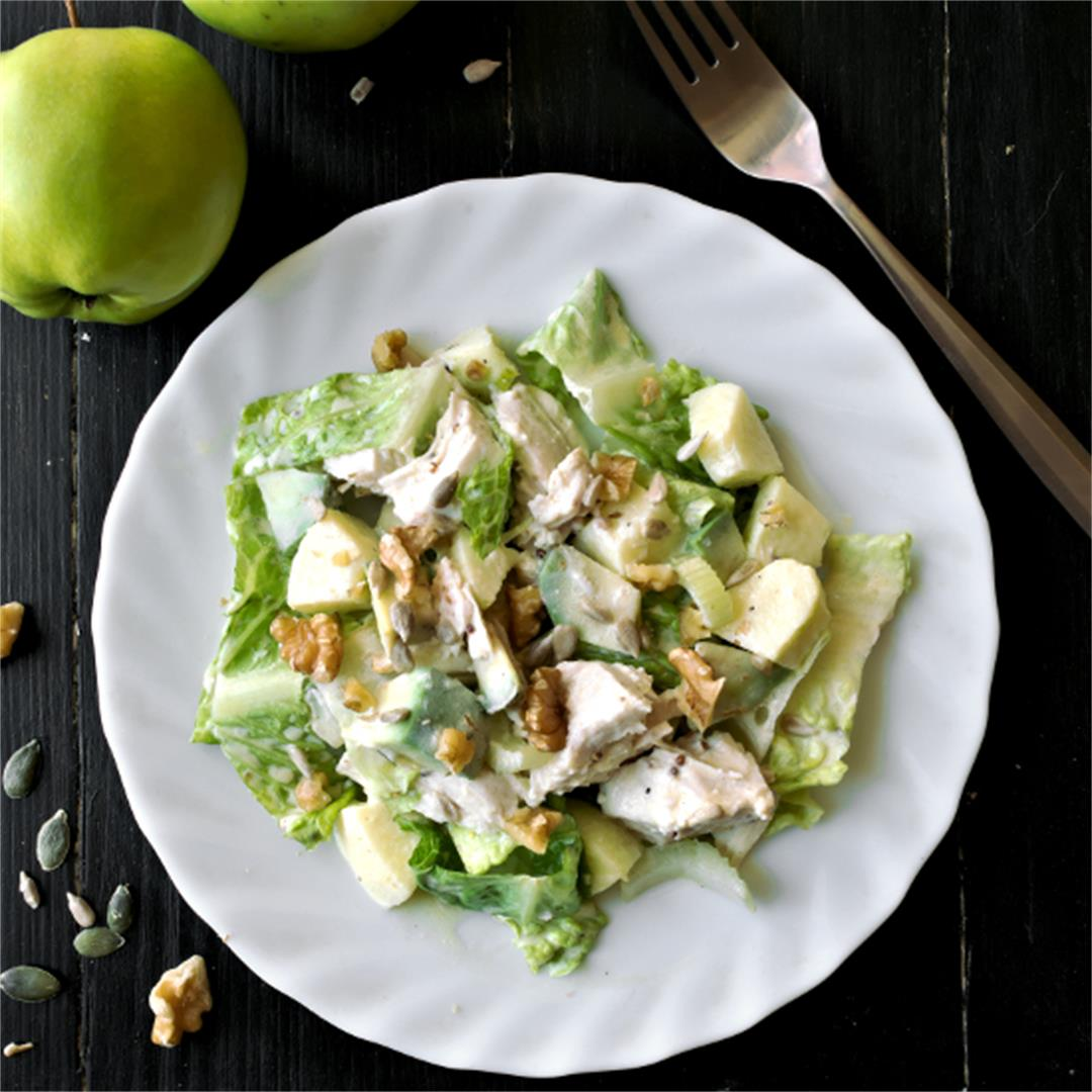 Avocado chicken salad – Healthy salad recipes