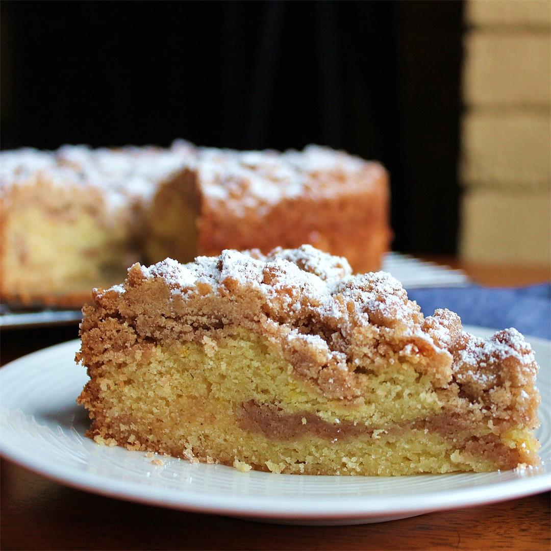 Ultimate Crumb Cake