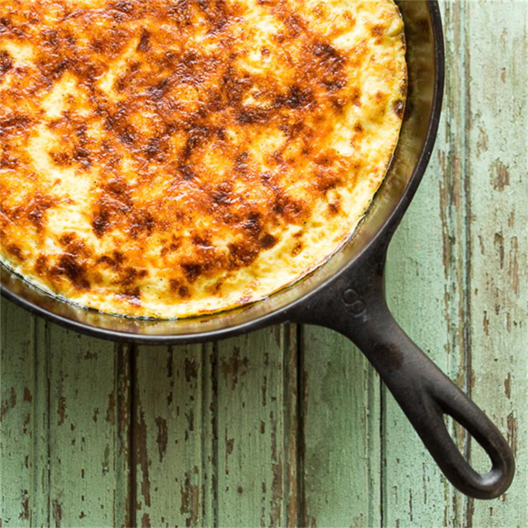 Potato and Chorizo Frittata