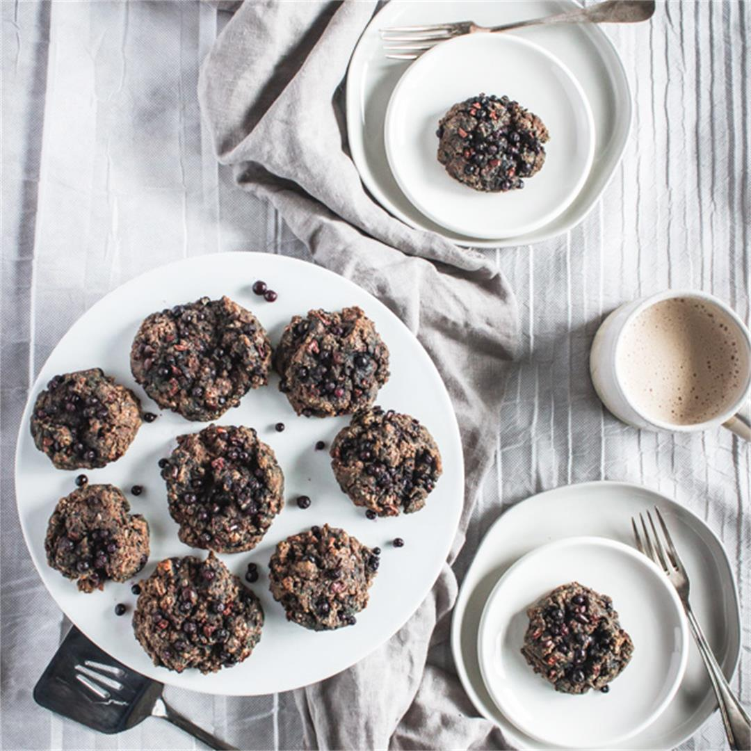 Superfood Morning Scuffins