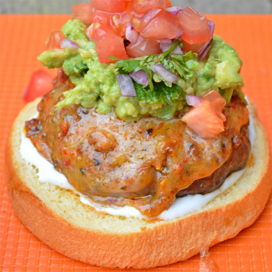 Mexican Style Burger